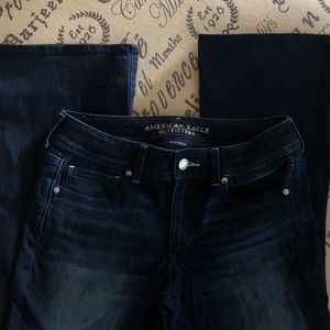American Eagle Outfitters Jeans - American Eagle Kick Boot Dark Wash Women's Jeans
